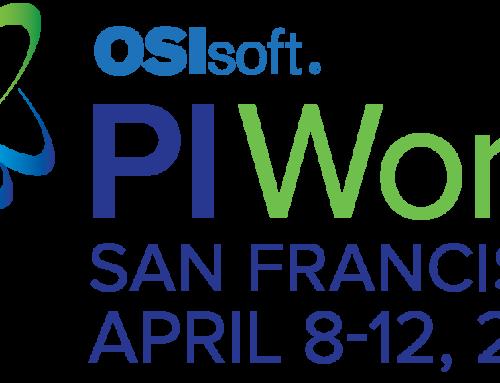 OSIsoft PI World 2019 San Francisco