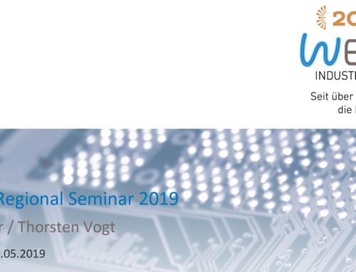 OSIsoft Regional Seminar Munich 2019