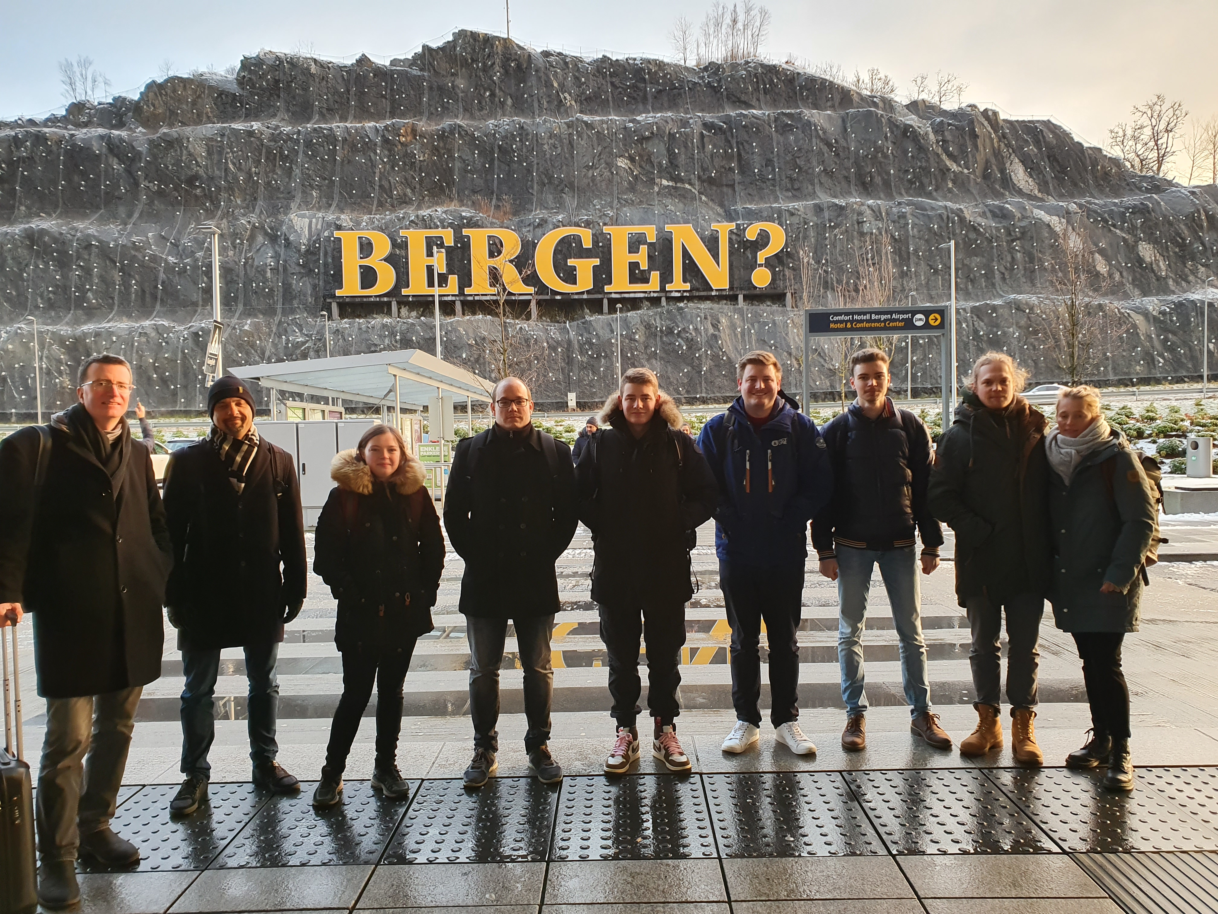 Werusys Bergen