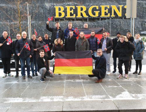 Werusys Weihnachtsfeier 2019 – Zu Besuch in Bergen
