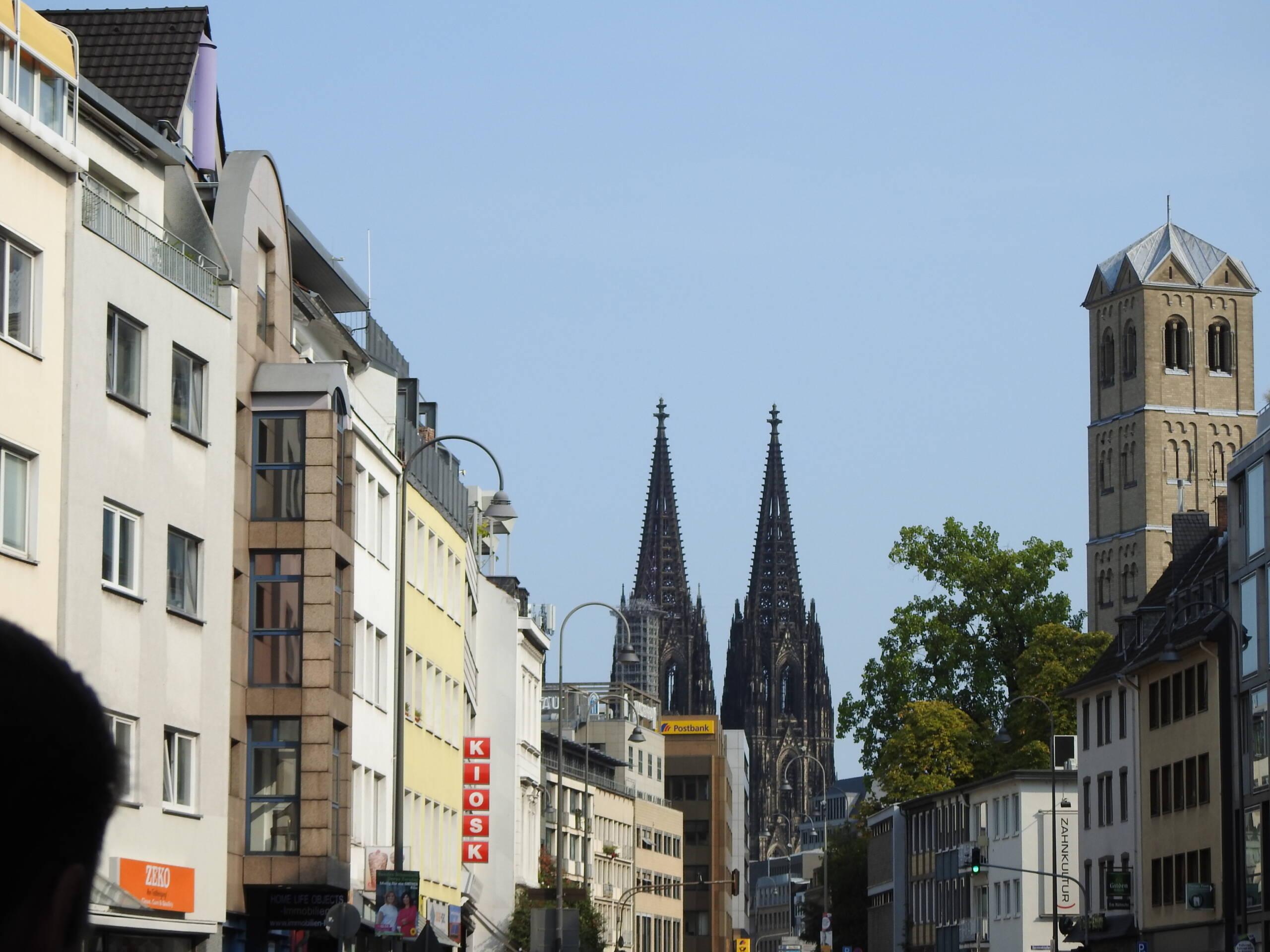Werusys Kölner Dom