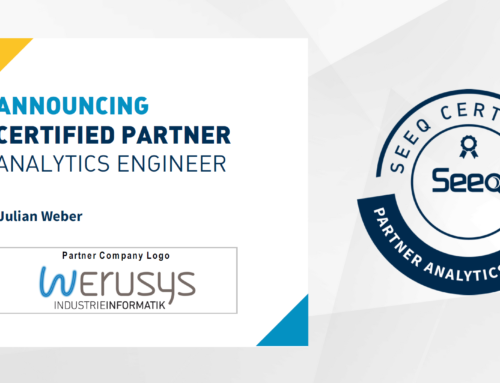 Weitere Seeq Partner Analytics Engineers